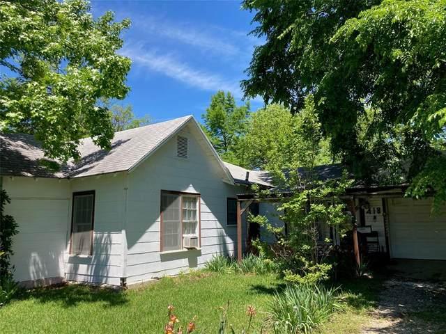418 Little Street, Wilmer, TX 75172 (MLS #14571355) :: Team Tiller