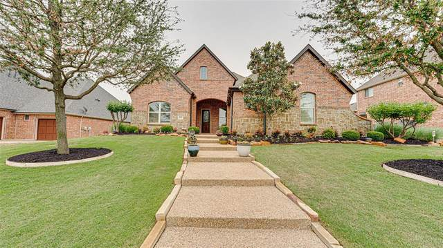 975 Shaddock Park Lane, Allen, TX 75013 (MLS #14571366) :: The Tierny Jordan Network