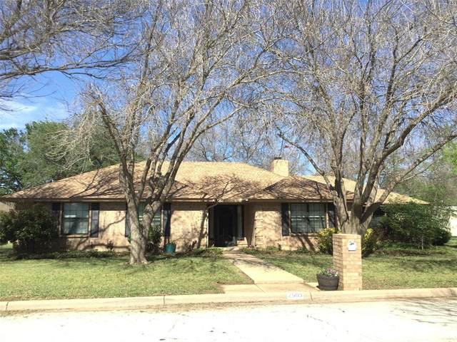 2509 Christopher Drive, Abilene, TX 79602 (MLS #14571376) :: RE/MAX Landmark