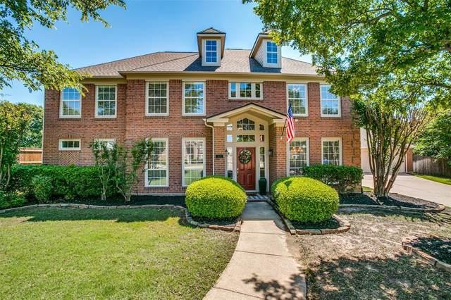 103 Clear Brook Court, Southlake, TX 76092 (MLS #14571379) :: Frankie Arthur Real Estate