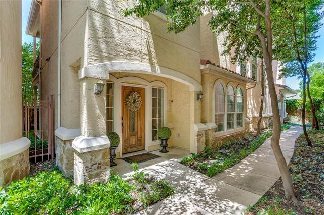 7813 Linwood Avenue, Dallas, TX 75209 (MLS #14571390) :: The Kimberly Davis Group