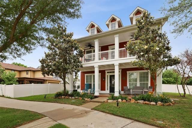 991 Providence Boulevard, Providence Village, TX 76227 (MLS #14571395) :: Real Estate By Design