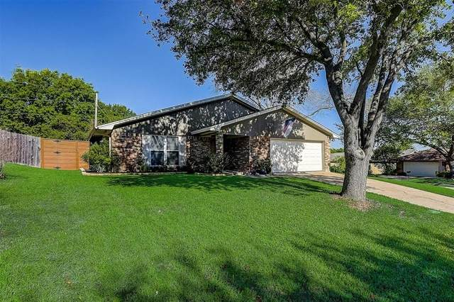 5269 Fallworth Court, Fort Worth, TX 76133 (MLS #14571397) :: Front Real Estate Co.