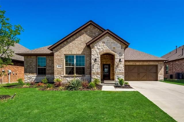 6105 Brunswick Drive, Aubrey, TX 75009 (MLS #14571405) :: The Kimberly Davis Group