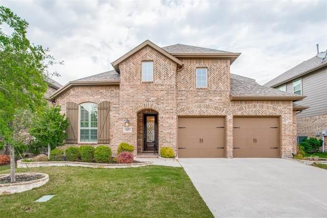 16017 Benbrook Boulevard, Prosper, TX 75078 (MLS #14571408) :: EXIT Realty Elite