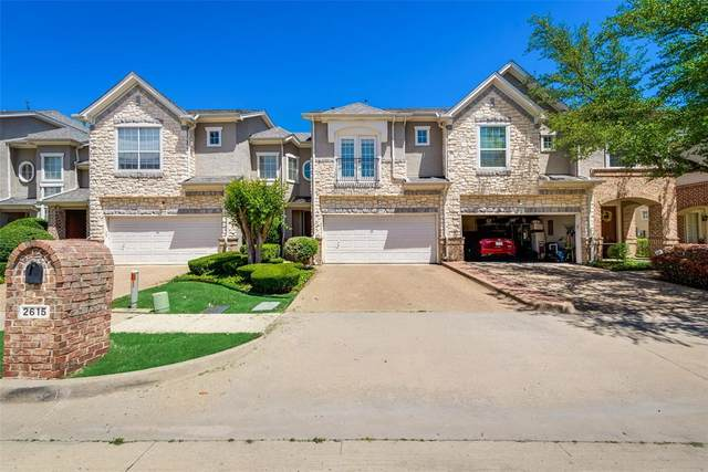 2615 Corbeau Drive, Irving, TX 75038 (MLS #14571426) :: The Kimberly Davis Group