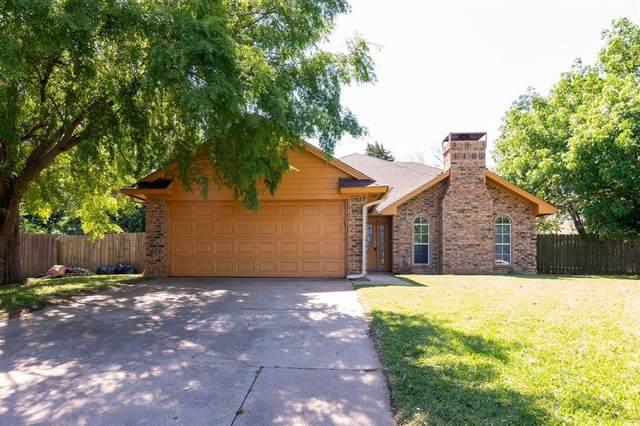 4217 Glen Hollow Circle, Arlington, TX 76016 (MLS #14571429) :: All Cities USA Realty