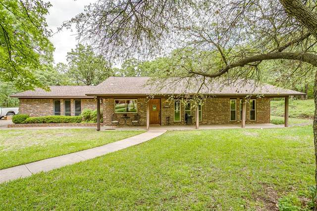 1201 Shannon Drive, Cleburne, TX 76031 (MLS #14571448) :: EXIT Realty Elite