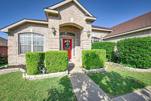 2803 Logan Drive, Mansfield, TX 76063 (MLS #14571452) :: Trinity Premier Properties