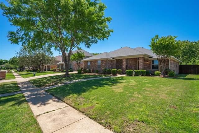 116 Redwood Lane, Terrell, TX 75160 (MLS #14571461) :: Real Estate By Design