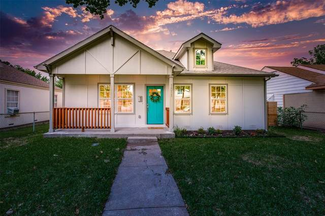 1511 Mountain Lake Road, Dallas, TX 75224 (#14571469) :: Homes By Lainie Real Estate Group