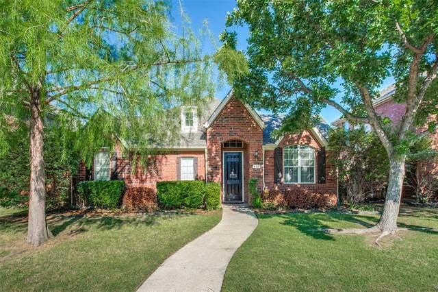 4617 Chandler Drive, Frisco, TX 75034 (MLS #14571484) :: The Kimberly Davis Group