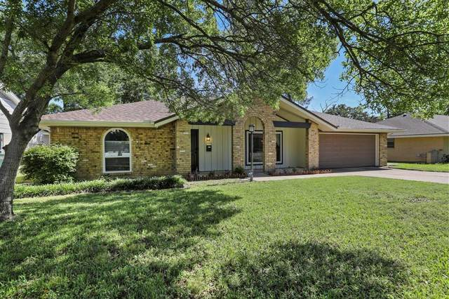 7312 Laurie Drive, Fort Worth, TX 76112 (MLS #14571501) :: Front Real Estate Co.