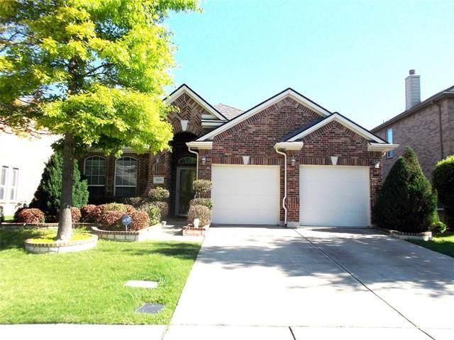 2719 Safe Harbor Drive, Lewisville, TX 75056 (MLS #14571504) :: Real Estate By Design