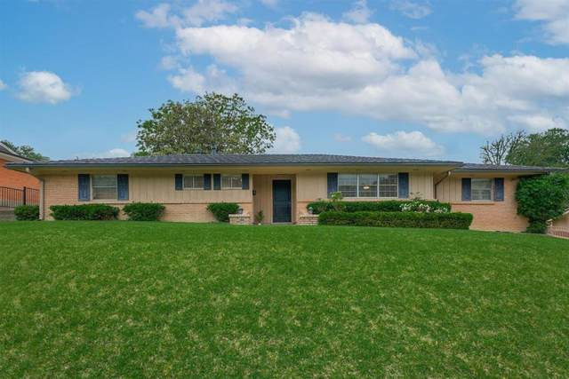 1712 Ridgmar Boulevard, Fort Worth, TX 76116 (MLS #14571514) :: All Cities USA Realty