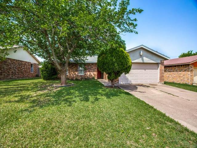608 S Waxahachie Street, Mansfield, TX 76063 (MLS #14571519) :: The Krissy Mireles Team