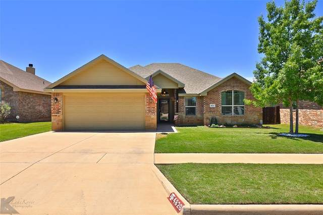 4826 Spring Creek Road, Abilene, TX 79602 (MLS #14571534) :: The Kimberly Davis Group
