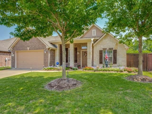 813 Honeywell Drive, Anna, TX 75409 (MLS #14571537) :: The Kimberly Davis Group