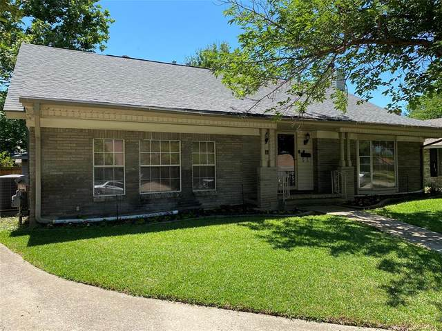 1014 Hadrian Street, Irving, TX 75062 (MLS #14571576) :: Front Real Estate Co.