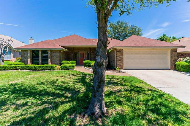 5736 Caracas Drive, North Richland Hills, TX 76180 (MLS #14571583) :: Craig Properties Group