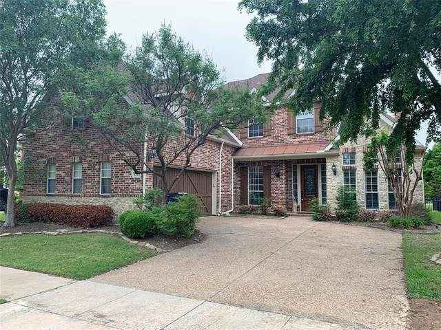 4145 Victory Drive, Frisco, TX 75034 (MLS #14571585) :: Real Estate By Design