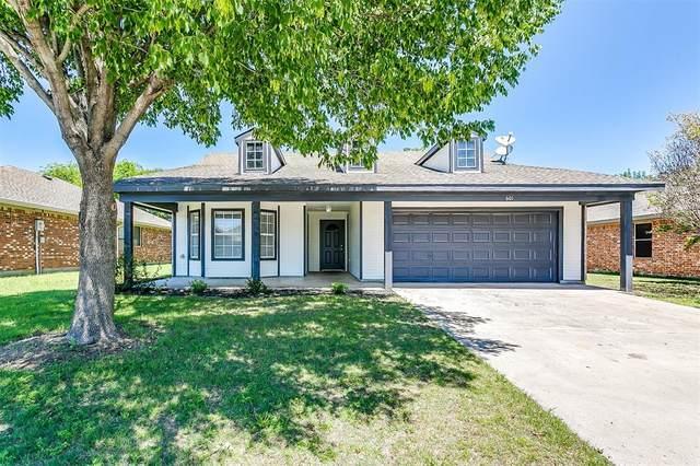 601 Troxell Boulevard, Rhome, TX 76078 (MLS #14571587) :: The Mauelshagen Group
