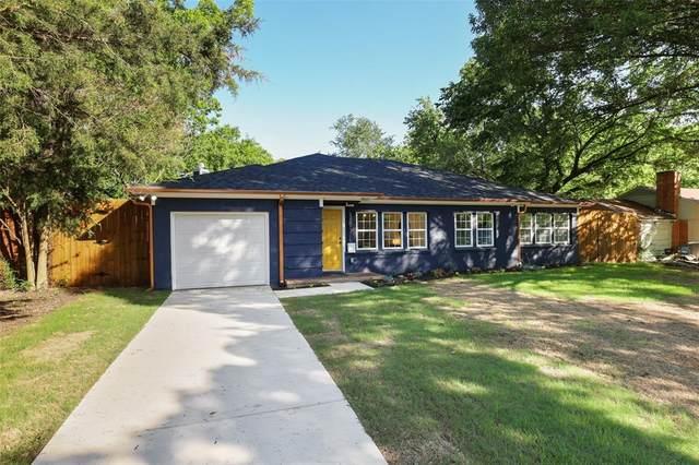 2523 Garapan Drive, Dallas, TX 75224 (MLS #14571642) :: Wood Real Estate Group