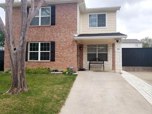 4541 Via James Jacob, Dallas, TX 75211 (MLS #14571644) :: Front Real Estate Co.