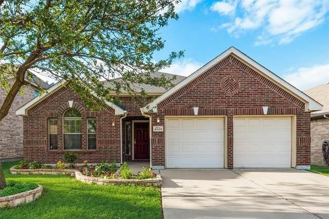 4509 Grassy Glen Drive, Fort Worth, TX 76244 (MLS #14571664) :: Real Estate By Design
