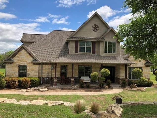233 Canyon Creek Circle, Weatherford, TX 76087 (MLS #14571666) :: The Mitchell Group