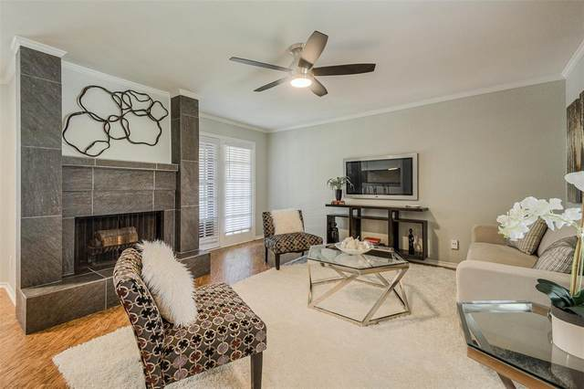 16301 Ledgemont Lane #213, Addison, TX 75001 (MLS #14571676) :: EXIT Realty Elite