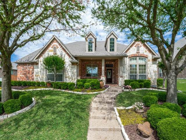 520 Willow Run, Prosper, TX 75078 (MLS #14571689) :: Premier Properties Group of Keller Williams Realty
