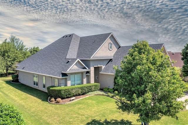 9805 Crestridge Dr Drive, Denton, TX 76207 (#14571724) :: Homes By Lainie Real Estate Group