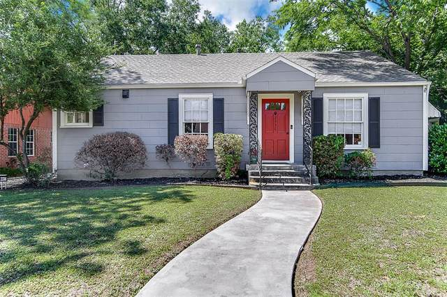 2336 Westbrook Avenue, Fort Worth, TX 76111 (MLS #14571730) :: All Cities USA Realty