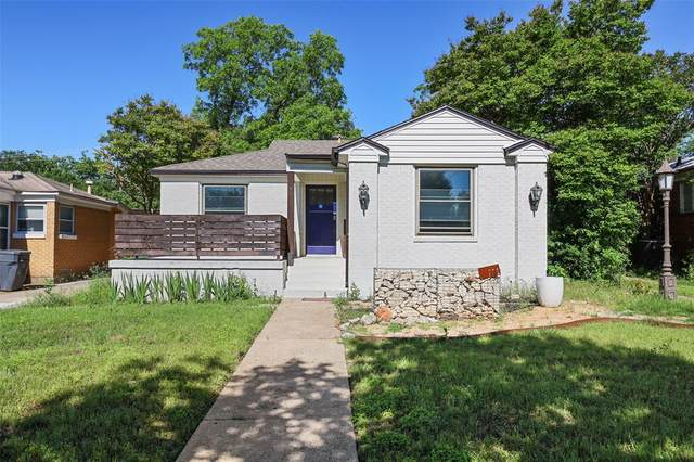 711 Cliffdale Avenue, Dallas, TX 75211 (MLS #14571735) :: The Kimberly Davis Group