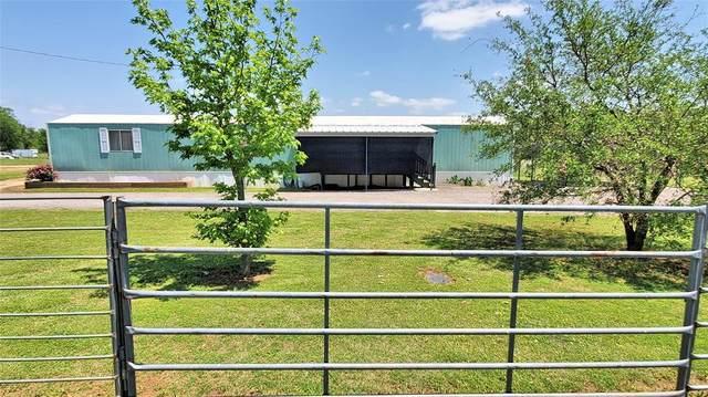 120 Park View Court, Springtown, TX 76082 (MLS #14571739) :: The Kimberly Davis Group