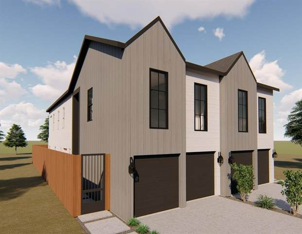 1121 Bayonne Street #102, Dallas, TX 75212 (MLS #14571743) :: Front Real Estate Co.