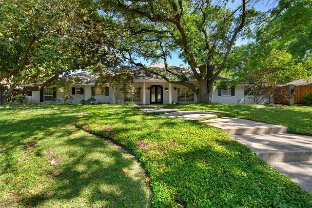9148 Clearlake Drive, Dallas, TX 75225 (MLS #14571762) :: 1st Choice Realty