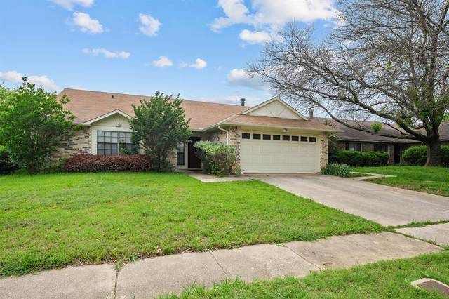 7632 Xavier Drive, Fort Worth, TX 76133 (MLS #14571772) :: Real Estate By Design