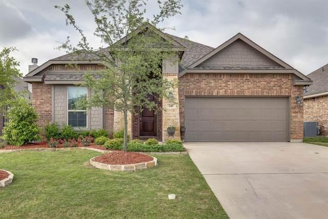 248 Dakota Drive, Waxahachie, TX 75167 (MLS #14571799) :: The Krissy Mireles Team