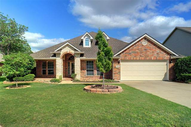 10812 Grayhawk Lane, Fort Worth, TX 76244 (MLS #14571810) :: 1st Choice Realty