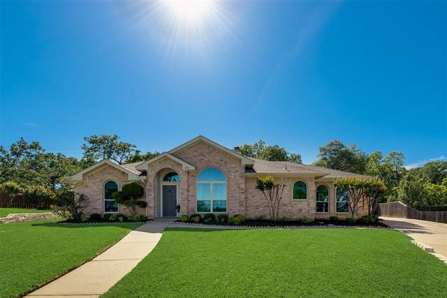 1251 Stonehill Court, Kennedale, TX 76060 (MLS #14571834) :: Rafter H Realty