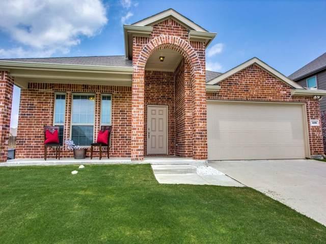 408 Borrow Way, Van Alstyne, TX 75495 (MLS #14571851) :: The Kimberly Davis Group