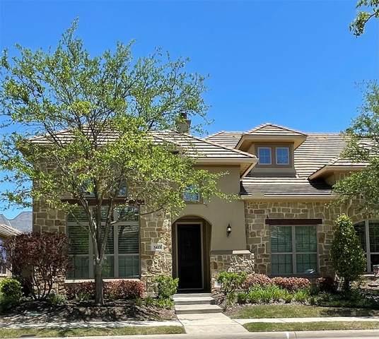 5413 Rowlett Creek Way, Mckinney, TX 75070 (MLS #14571852) :: The Hornburg Real Estate Group