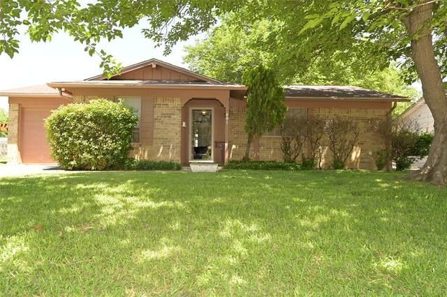 801 E Prairie View Road, Crowley, TX 76036 (MLS #14571858) :: ACR- ANN CARR REALTORS®