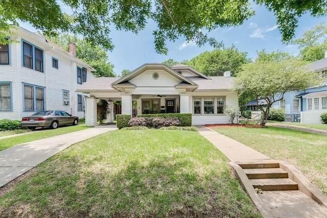 109 S Montclair Avenue, Dallas, TX 75208 (MLS #14571866) :: The Krissy Mireles Team