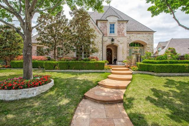 1242 Monica Drive, Allen, TX 75013 (MLS #14571888) :: The Tierny Jordan Network