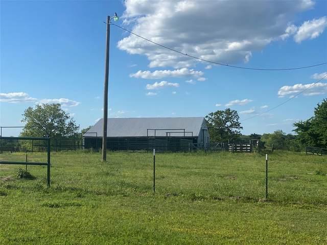 368 County Road 2115, Ivanhoe, TX 75447 (MLS #14571899) :: Team Tiller