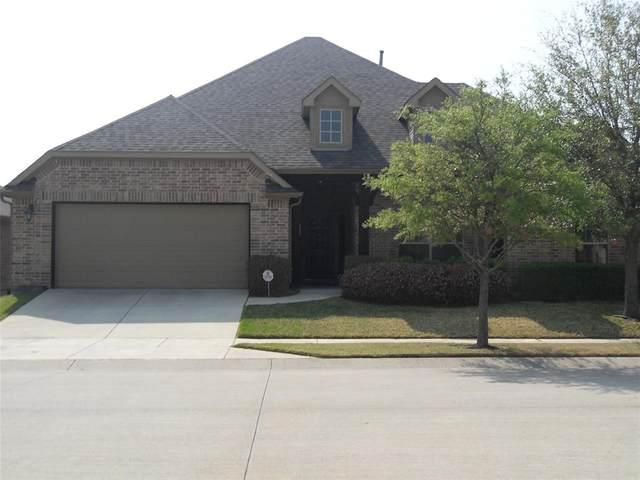 8121 Tyler Drive, Lantana, TX 76226 (MLS #14571925) :: Front Real Estate Co.