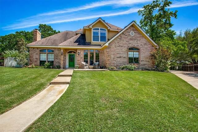 3900 Magnolia Court, Colleyville, TX 76034 (MLS #14571935) :: Frankie Arthur Real Estate